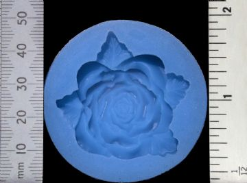 Tea Rose - Silicone Mould